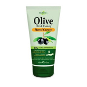 Hand Cream with Olive Oil & Honey, 96% Natural - 150ml