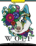 Wolf Coloring Book for Adults