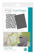 Gina K. Designs Foil-Mates 14cm x 22cm