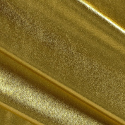 Polyester Spandex Lame Knit Gold Fabric By The Yard