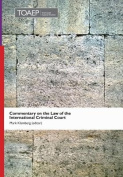 Commentary on the Law of the International Criminal Court