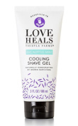 Thistle Farms Love Heals Eucalyptus Mint Cooling Shave Gel, 90ml
