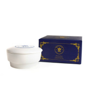 RoyalShave Lemon Sandalwood Shaving Soap with Ceramic Bowl