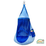 Lola Hanging Chair Double Loli Twins Blue