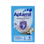 Aptamil 7 Month Multigrain & Berry Breakfast Packet 225g