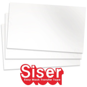Siser Heat Resistant Transfer Material 50cm by 0.3m - 3 Pack