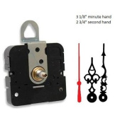 Takane Quartz Clock Movement Mechanism, Choose your hands and sIze, USA made