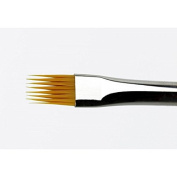 Brush Comb for Nail Art Shades Multicolor Shade, Synthetic