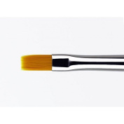 Brush for Drafting Gel Synthetic Structure, N ° 4