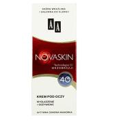 AA Novaskin Smoothing and Nourishing Eye Crem for Sensitive Skin 40+