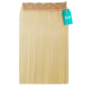 FAB® One Piece Clip in Synthetic Hair Extensions 240g Heat Resistant