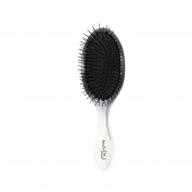 Studio Dry Wet And Dry Detangling Shower Brush, Black Ombre