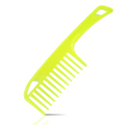 Wide Tooth Comb, Anti-static Comb, Hair Comb,Comb for Men,Comb for Women & Comb for Kids, Especially effective on thick long hair.