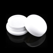 Cosmetics Concealer Jar, KRABICE Monochrome Cosmetics Dark Circle Concealer Cream Yellow Circles Make Up Concealers Cream (10ml/12g) #5