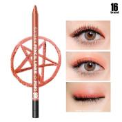 [16Brand] 16 Pencil Liner 0.5g / #PG03 Orange