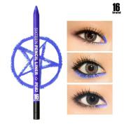 [16Brand] 16 Pencil Liner 0.5g / #PE02 Cobalt Blue