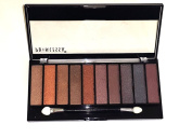 PR-98 10 Colour Bronzer Eye Shadow Pallette Cosmetic