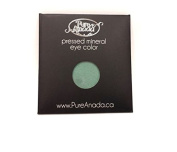 Pure Anada Pressed Powder Natural Mineral Eye Shadow Reef Aqua Blue