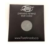 Pure Anada Pressed Powder Natural Mineral Eye Shadow Sterling SIlver