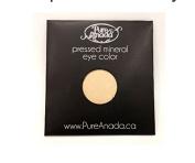 Pure Anada Pressed Powder Mineral Eye Shadow Whisper Starlight White