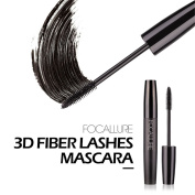 FOCALLURE 3D Fibre Lash Mascara by Mia Adora - Premium Formula with Highest Quality Natural & Non-Toxic Hypoallergenic Ingredients