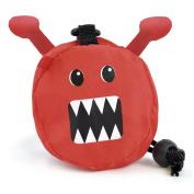 Zest Childrens Foldable Monster Drawstring Gym Pump Bag