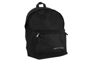 Backpack man woman LANCETTI bag free time school office black M285T