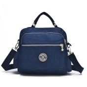 MeCooler Handbag Women Messenger Bag Crossbody Shoulder Bag for Girls Satchel Sport Travel Cross Body Side Pack Waterproof Nylon
