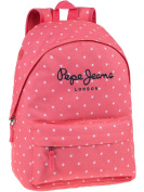 Pepe Jeans Children's Backpack pink pink