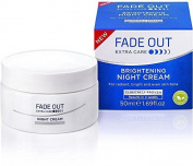THREE PACKS of Fade Out Brightening Night Cream 50ml