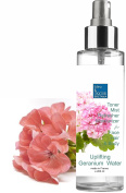 Geranium Floral Water 200 ml Hydrosol for Problem skin Acne Prone Skin 100% Natural , made in France