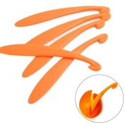 BronaGrand 5pcs Citrus Or Orange Peeler Fruit Peelers Kitchen Tool