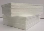 Styrofoam Sheets (15cm X 20cm X 0.6cm ) - White