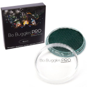 Face Paint 32 grammes Dark Green | Classic Colours By Bo Buggles Professional