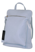 BORDERLINE - 100% Made in Italy - Leather Backpack - BEATRICE