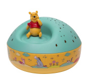 Trousselier 5100 Star Projector with Music - Winnie The Pooh