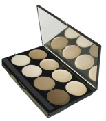 Ultimate Contour Kit – Cream and Powder Contouring Palette – Highest Quality Concealer & Foundation to Highlight and Contour Makeup, Flawlessly!