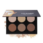 UCANBE Contour Kit/ Powder Makeup Contouring and Highlighing Palette