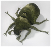 Soft Toy Beetle green 25cm . [Toy]