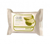 CALLAS Cleansing & Makeup Remover Wipes, 30 Wipes Aloe Vera