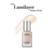VDL LUMILAYER Primer Fresh 30ml / PowderRoom Hit item / makeup primer