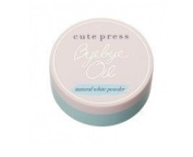 Cute Press Bye Bye Oil Natural White Powder 6 g.