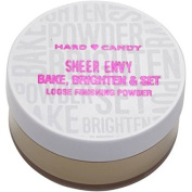 Hard Candy Bake, Brighten and Set Loose Finishing Powder, 1247 Banana, 20ml Unboxed
