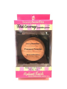 Radiant Finish Total Coverage Foundation Powder-Oat