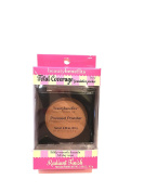 Radiant Finish Total Coverage Foundation Powder-Tawny