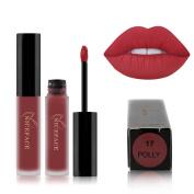 SHERUI Beauty SHERUI Girl Waterproof Long Lasting Lip Gloss Womens Cosmetic Makeup Liquid #17
