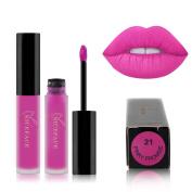 SHERUI Beauty SHERUI Girl Waterproof Long Lasting Lip Gloss Womens Cosmetic Makeup Liquid #21