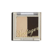 Vintage Brighten & Define Eye Shadow Palette - Vanilla / Espresso - 0ml