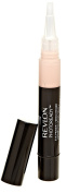 Revlon PhotoReady Eye Primer plus Brightener, 0.08 Fluid Ounce + FREE Scunci Black Roller Pins, 18 Pcs