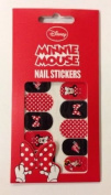 Disney Minnie Mouse Nail stickers transfers decals art 12pk